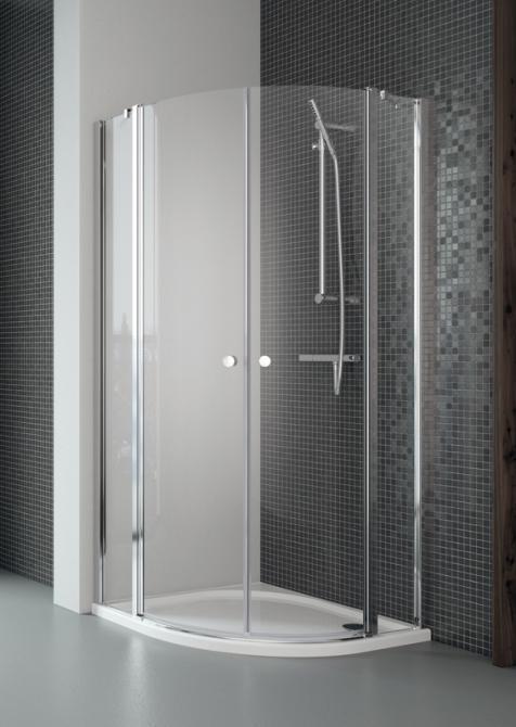 Eos II PDD íves zuhanykabin
