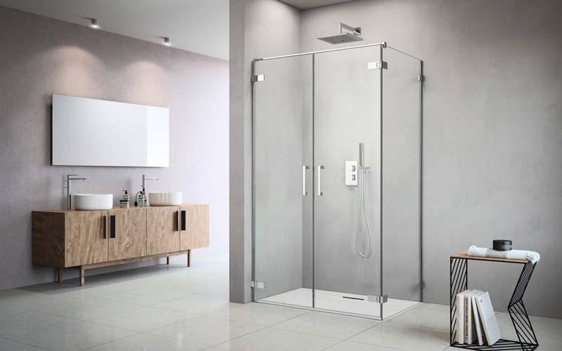 Radaway Arta DWD+S zuhanykabin