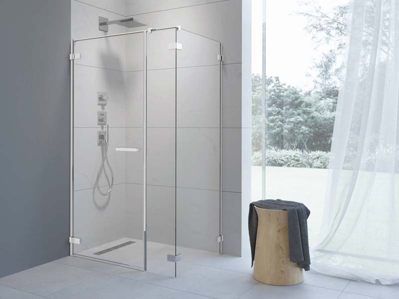 Radaway Arta KDS I szögletes zuhanykabin