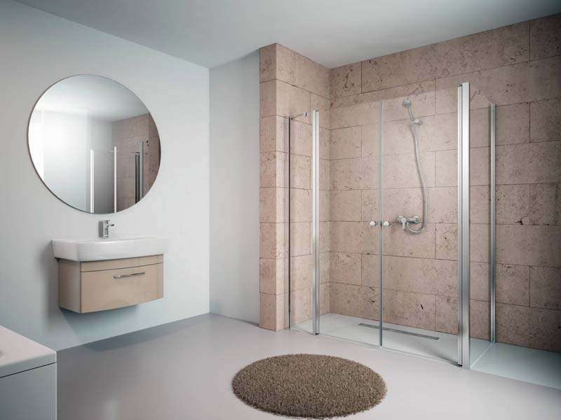 Radaway EOS II DWD+S+S zuhanykabin