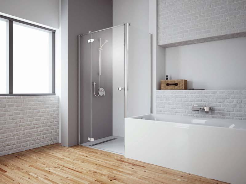 Radaway Fuenta New KDJ zuhanykabin