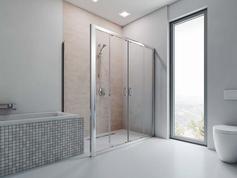 Radaway Premium Plus DWD+S zuhanykabin