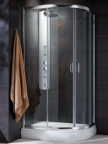 Radaway Premium Plus e1900 íves zuhanykabin