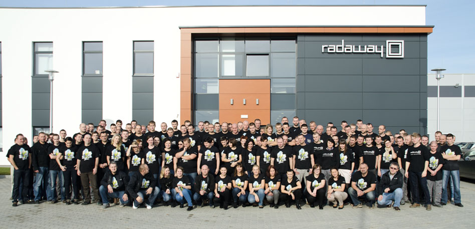 Radaway csapat