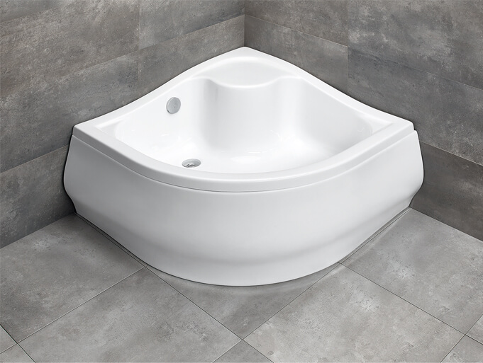 Radaway Korfu E íves zuhanytálca