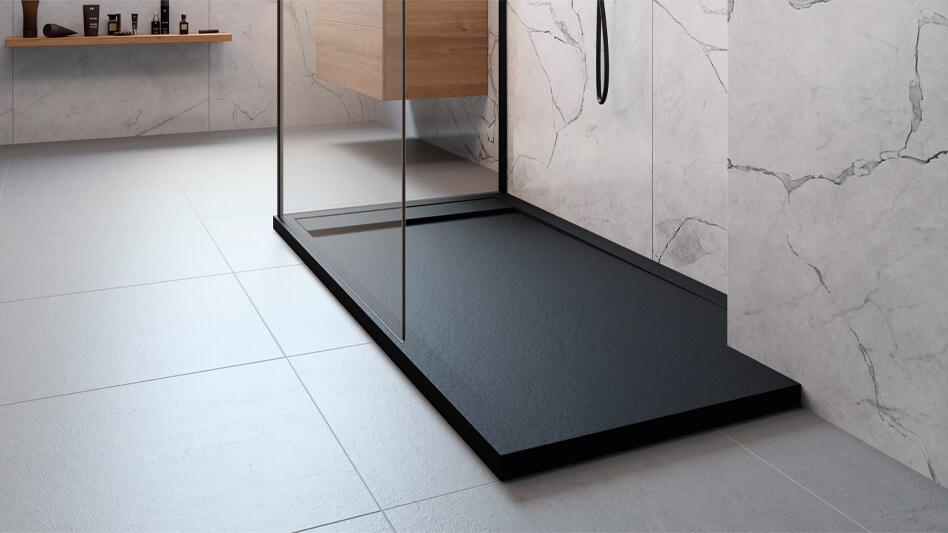 Radaway Teos F szögletes zuhanytálca