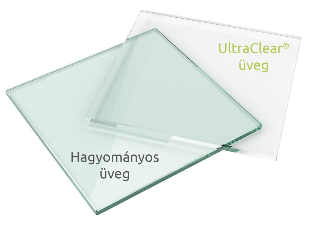 Radaway Pixarena üveg
