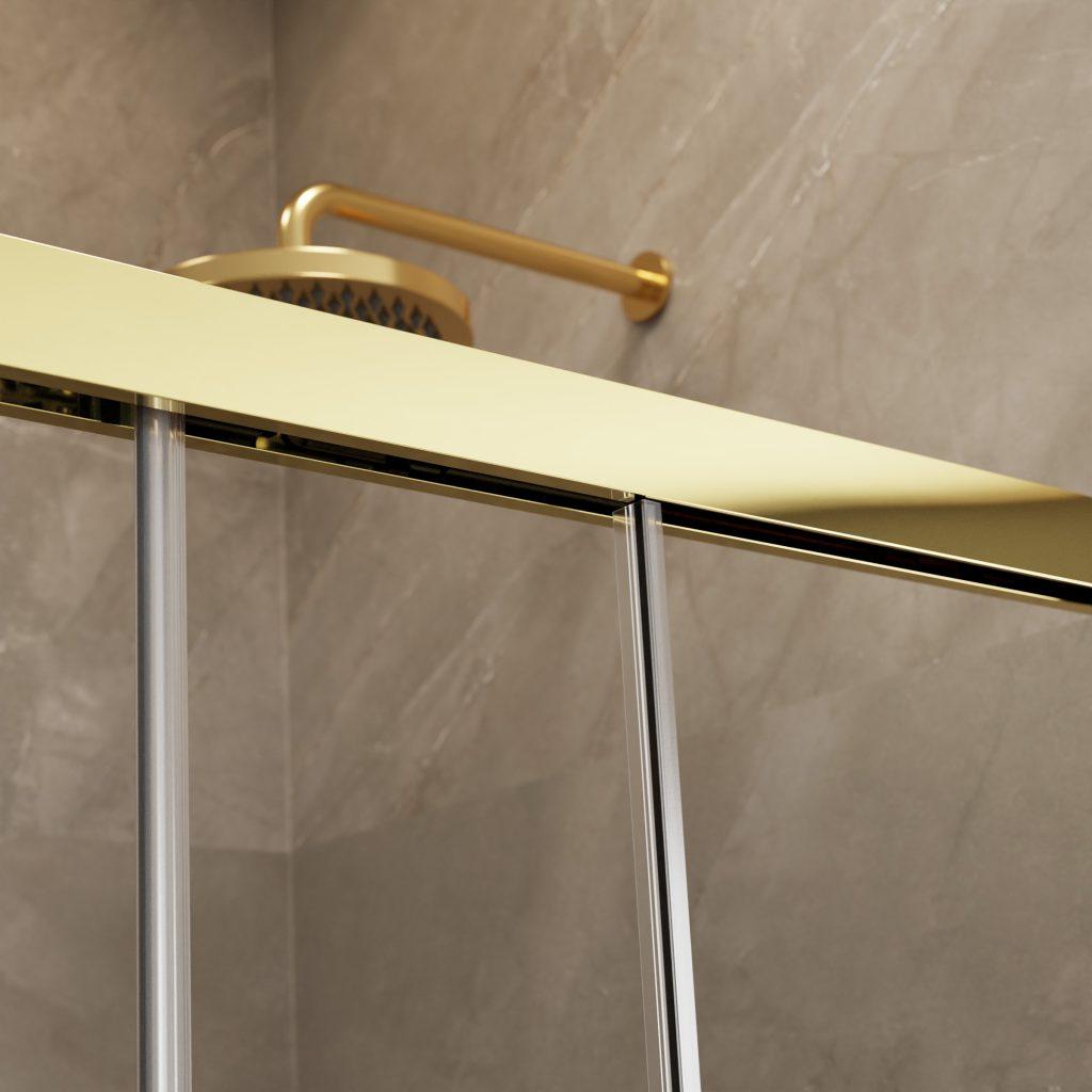 IDEA Gold zuhanykabin felső mechanika