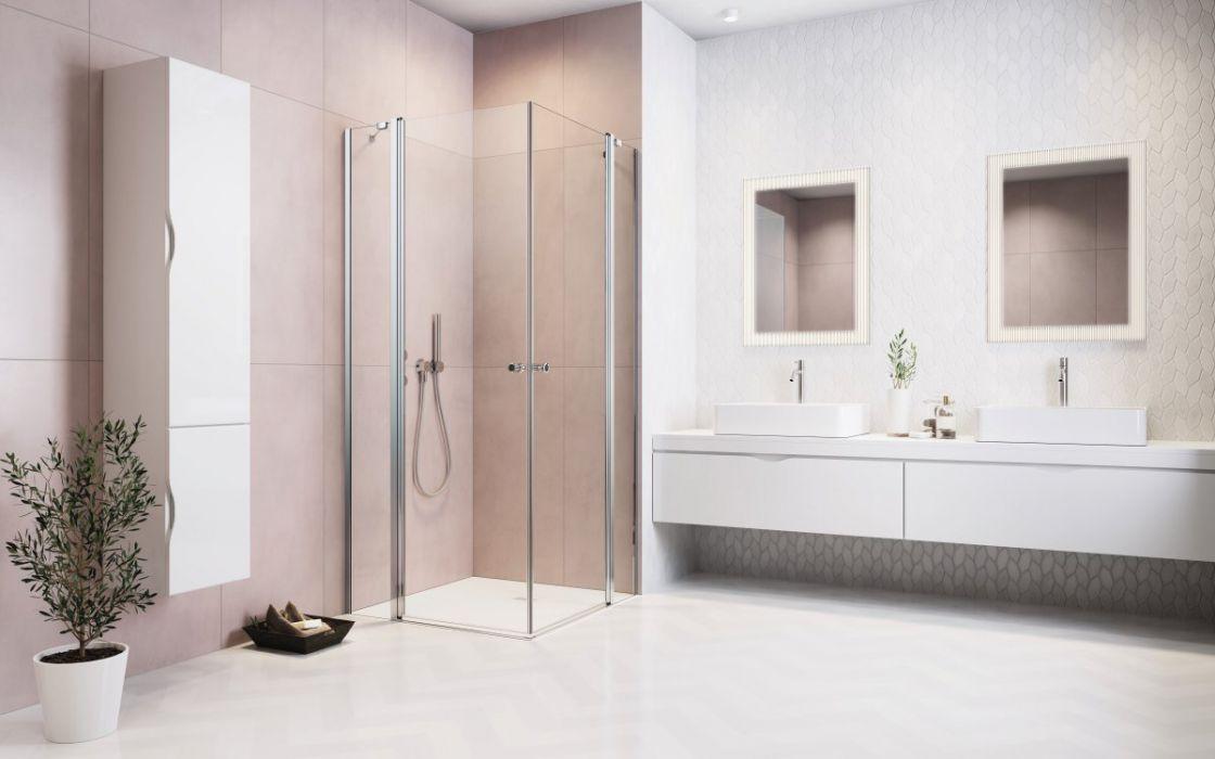 Eos KDD II szögletes zuhanykabin