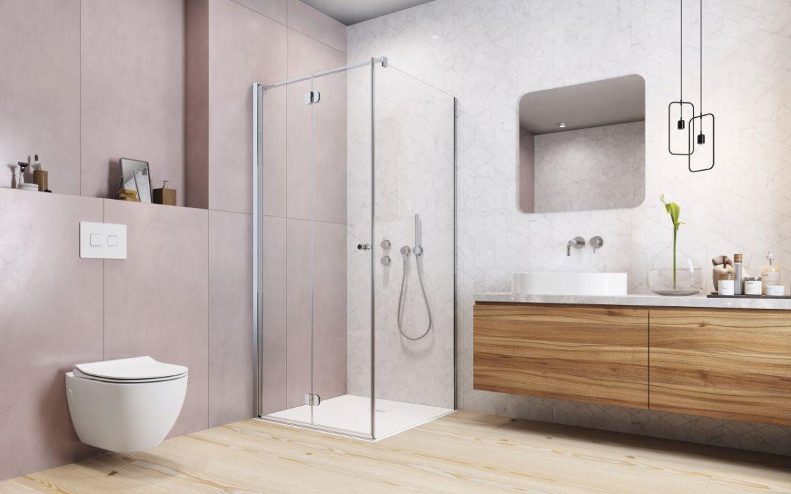 Eos KDJ-B szögletes zuhanykabin