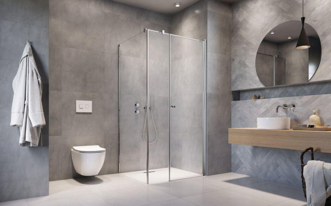 Eos KDS I szögletes zuhanykabin